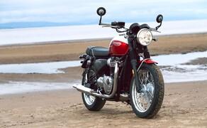 Triumph Bonneville T100 & T120 Bud Ekins Special Edition Bild 6