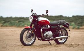 Triumph Bonneville T100 & T120 Bud Ekins Special Edition Bild 9