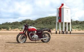 Triumph Bonneville T100 & T120 Bud Ekins Special Edition Bild 10