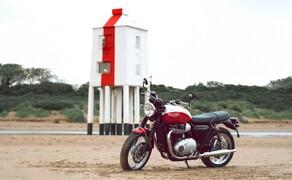 Triumph Bonneville T100 & T120 Bud Ekins Special Edition Bild 11