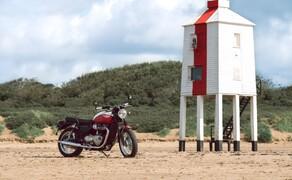 Triumph Bonneville T100 & T120 Bud Ekins Special Edition Bild 12