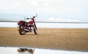 Triumph Bonneville T100 & T120 Bud Ekins Special Edition Bild 13