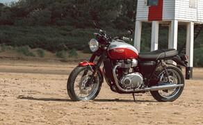 Triumph Bonneville T100 & T120 Bud Ekins Special Edition Bild 15