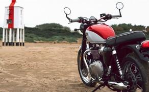 Triumph Bonneville T100 & T120 Bud Ekins Special Edition Bild 16