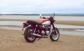 Triumph Bonneville T100 & T120 Bud Ekins Special Edition Bild 17