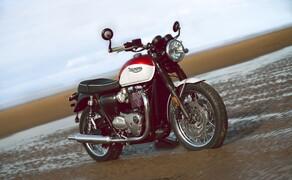 Triumph Bonneville T100 & T120 Bud Ekins Special Edition Bild 19