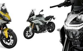 BMW Motorrad EICMA Neuheiten 2020 Bild 1 Dieser Bildergalerie über alle 2020-Neuheiten von BMW wird laufend aktuell gehalten.