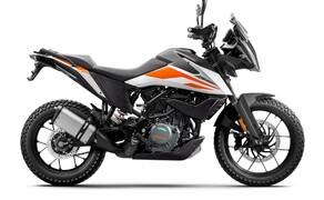 KTM 390 Adventure 2020 Bild 14