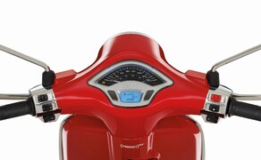 Vespa Neuheiten 2020 - Primavera, GTS Sonder Edition für 2020 Bild 12 Vespa Primavera (ROT) 2020