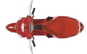 Vespa Neuheiten 2020 - Primavera, GTS Sonder Edition für 2020 Bild 15 Vespa Primavera (ROT) 2020