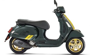 Vespa Neuheiten 2020 - Primavera, GTS Sonder Edition für 2020 Bild 19 Vespa GTS Racing Sixties 2020