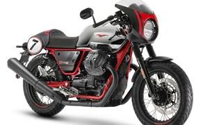 Moto Guzzi V7 Sondermodelle 2020 Bild 9