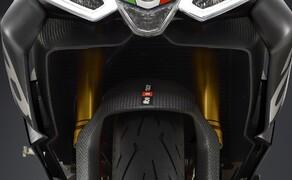 Aprilia RS 660 2020 - straßenzugelassene Version! Bild 8 Winglets auf der RS660? Das Design der Verkleidung erinnert auf jeden Fall stark an die der RSV4 Geschwister!