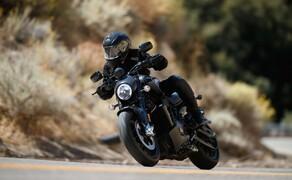 Harley Davidson Bronx 2021 und Pan America 2021 Bild 13 Harley-Davidson Bronx 2021
