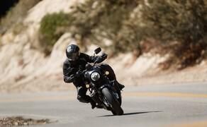 Harley Davidson Bronx 2021 und Pan America 2021 Bild 14 Harley-Davidson Bronx 2021