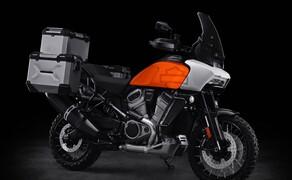 Harley Davidson Bronx 2021 und Pan America 2021 Bild 20 Harley-Davidson Pan America 2021