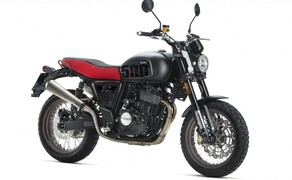 SWM Motorrad Modellprogramm 2020 Bild 2 SWM Ace of Spade 125 2020