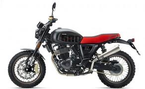 SWM Motorrad Modellprogramm 2020 Bild 3 SWM Ace of Spade 500 2020