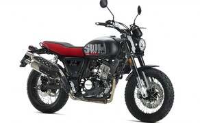 SWM Motorrad Modellprogramm 2020 Bild 4 SWM Ace of Spade 500 2020