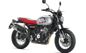 SWM Motorrad Modellprogramm 2020 Bild 5 SWM Outlaw 125 2020