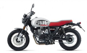 SWM Motorrad Modellprogramm 2020 Bild 6 SWM Outlaw 125 2020