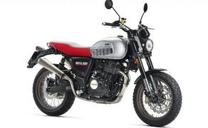 SWM Motorrad Modellprogramm 2020 Bild 7 SWM Outlaw 500 2020