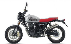 SWM Motorrad Modellprogramm 2020 Bild 8 SWM Outlaw 500 2020