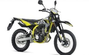 SWM Motorrad Modellprogramm 2020 Bild 9 SWM RS 125 R 2020