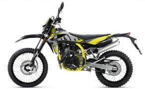 SWM Motorrad Modellprogramm 2020 Bild 10 SWM RS 125 R 2020