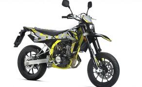 SWM Motorrad Modellprogramm 2020 Bild 17 SWM SM 125 R 2020