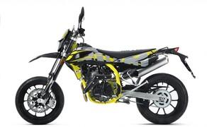 SWM Motorrad Modellprogramm 2020 Bild 18 SWM SM 125 R 2020