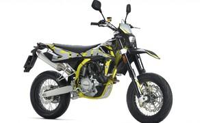 SWM Motorrad Modellprogramm 2020 Bild 19 SWM SM 500 2020
