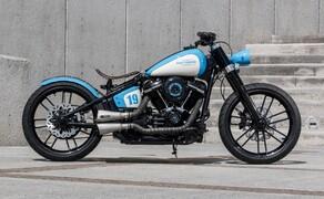Battle of the Kings Finalisten 2019 Bild 2 Harley-Davidson Querétaro aus Mexiko: Joe Tracker