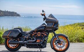 Battle of the Kings Finalisten 2019 Bild 3 Laidlaw's Harley-Davidson aus den USA: FXGTS Coast Glide