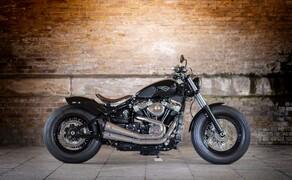 Battle of the Kings Finalisten 2019 Bild 5 Warr's Harley-Davidson aus Großbritannien: The Crook