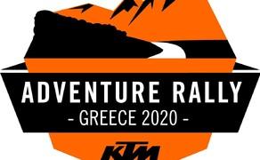 KTM Adventure Rally 2020 in Griechenland Bild 2