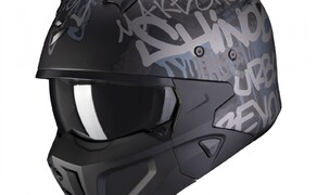 Scorpion Helm-Neuheiten 2020 Bild 5 Scorpion Covert-X