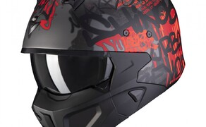 Scorpion Helm-Neuheiten 2020 Bild 20 Scorpion Covert-X