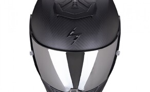 Scorpion Helm-Neuheiten 2020 Bild 13 Scorpion EXO-R1 Air Carbon