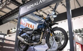 Royal Enfield Neuheiten 2020 Bild 3 Royal Enfield Himalayan in Lake Blue