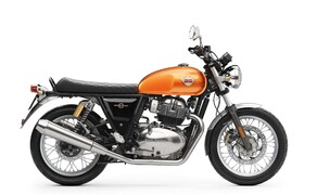 Royal Enfield Neuheiten 2020 Bild 13 Royal Enfield Interceptor 650