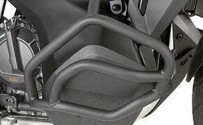 GIVI Zubehör für die KTM 790 Adventure Bild 2 Spezifischer Sturzbügel, schwarz, Rohrdurchmesser 25mm
