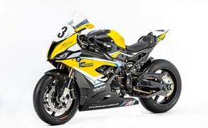 BMW S 1000 RR Racing by Ilmberger Carbon und alpha Racing Bild 6