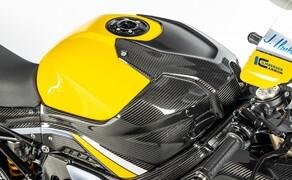 BMW S 1000 RR Racing by Ilmberger Carbon und alpha Racing Bild 3