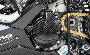 BMW S 1000 RR Racing by Ilmberger Carbon und alpha Racing Bild 12