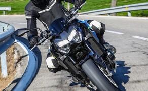 Kawasaki Z900 2020 Test in Spanien Bild 4