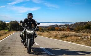 Kawasaki Z900 2020 Test in Spanien Bild 6
