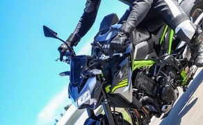 Kawasaki Z900 2020 Test in Spanien Bild 10