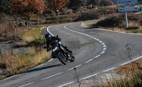 Kawasaki Z900 2020 Test in Spanien Bild 13