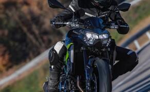 Kawasaki Z900 2020 Test in Spanien Bild 14